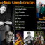 2015 Targhee Music Camp Instructors Announced