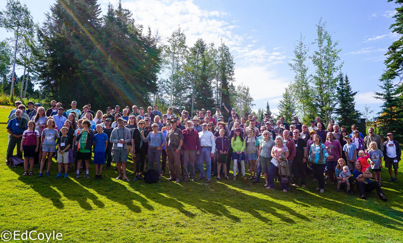 2016 Targhee Music Camp Staff and Students